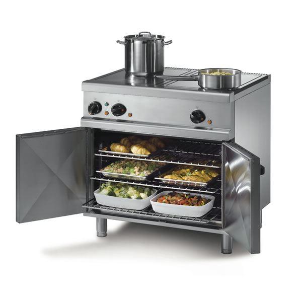 Lincat OE7015 0.9m Opus Electric Solid Top Oven Range