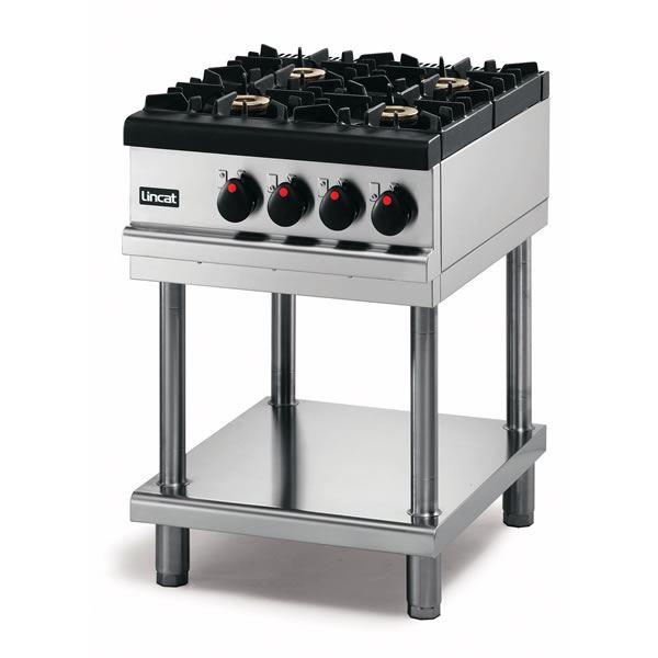 Lincat OG7003 0.6m Opus 4 Burner Boiling Top