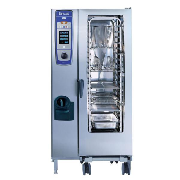 Lincat OSCWE201/N 20 x 1/1 Pan SelfCooking Center Natural Gas Combi Oven