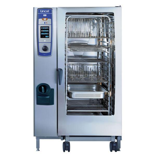 Lincat OSCWE202/N 20 x 2/1 Pan SelfCooking Center Natural Gas Combi Oven