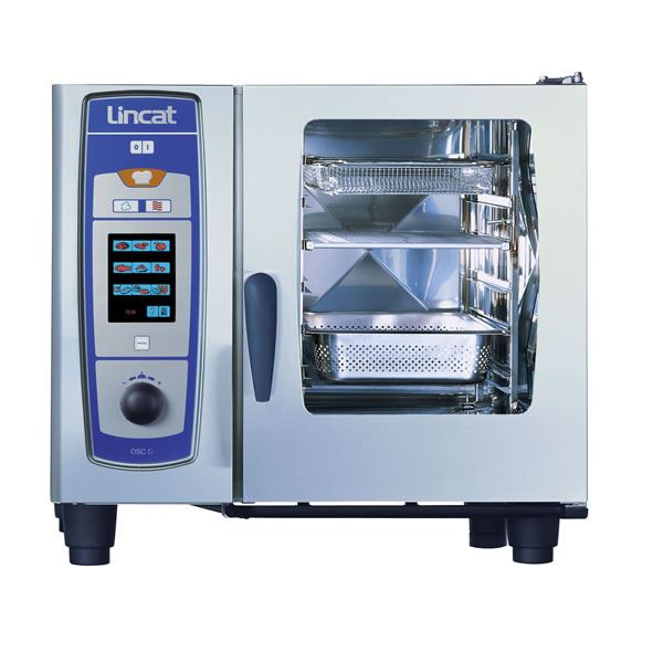 Lincat OSCWE61 6 x 1/1 Pan SelfCooking Center Combi Oven