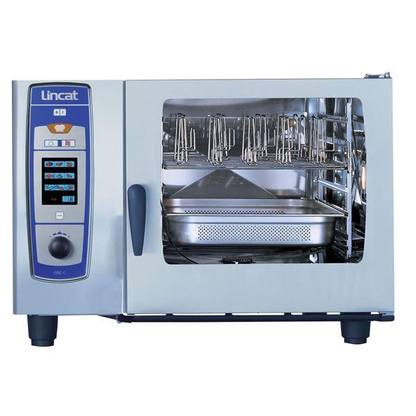 Lincat OSCWE62/N 6 x 2/1 Pan SelfCooking Center Natural Gas Combi Oven