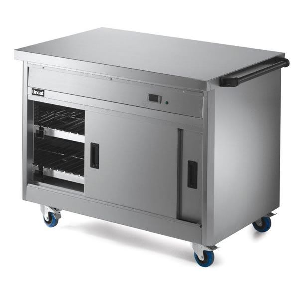 Lincat P8P3 1.1m Panther 800 Series Hot Cupboard with Plain Top