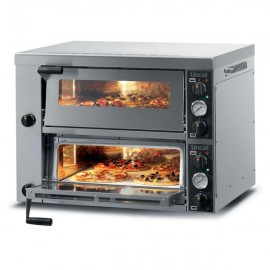 Lincat PO425-2 0.9m Premium Range Double Deck Pizza Oven