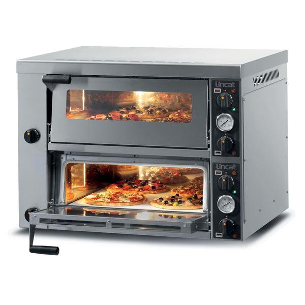 Lincat PO630-2 1.3m Premium Range Double Deck Pizza Oven