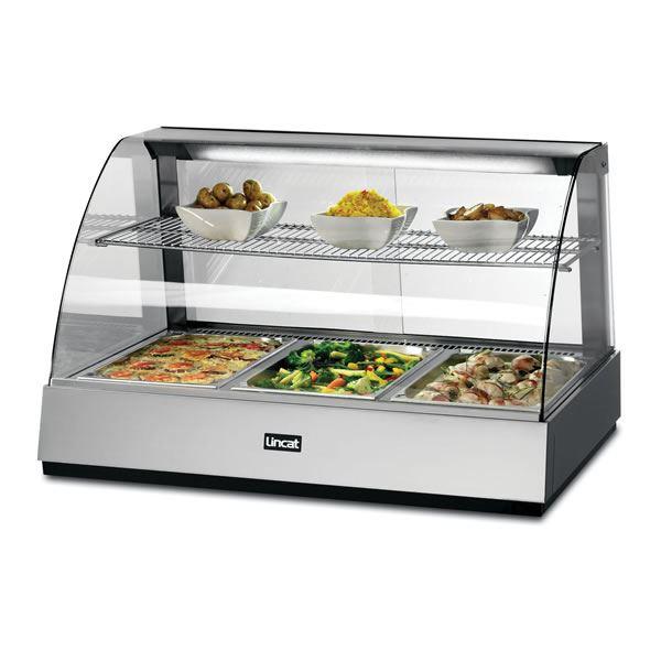 Lincat SCH1085 1m Counter Top Heated Display Showcase
