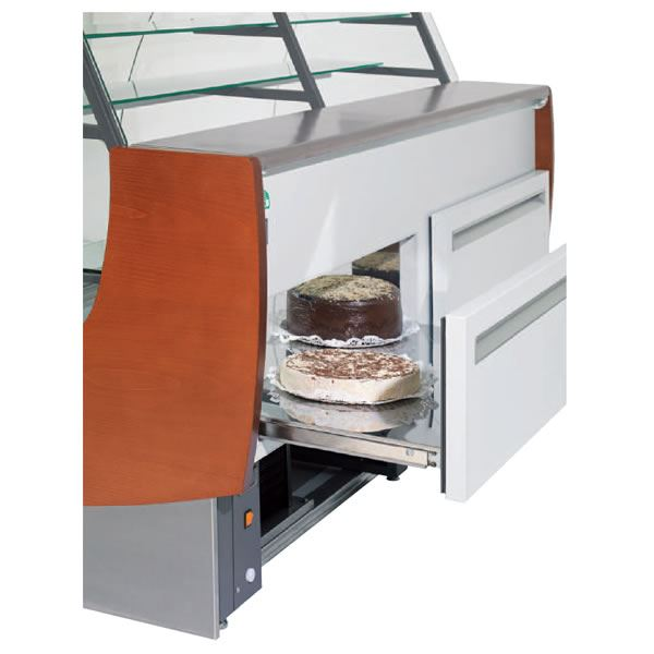 Mafirol Safira 900FE-VCR 1.0m Confectionery Display