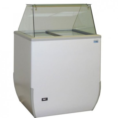 Mondial Elite BRIO 4 Pan Ice Cream Display Freezer