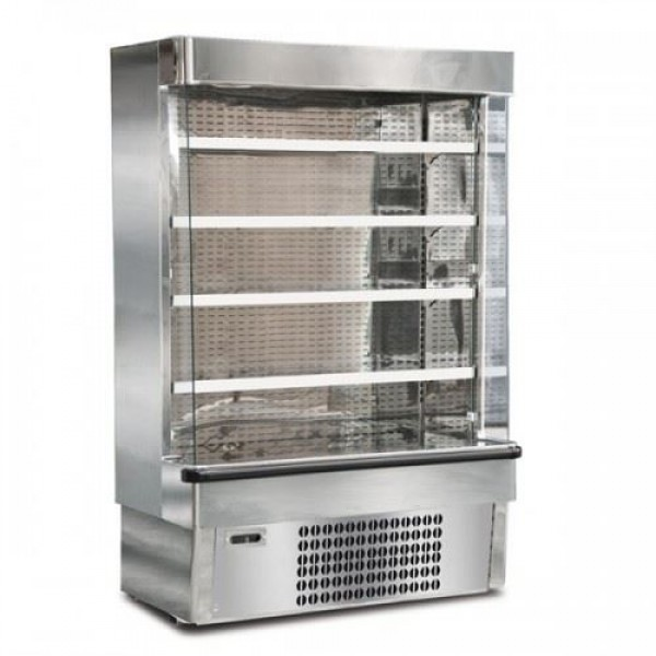 Mondial Elite Jolly SLX14M 1.3m Stainless Steel Fresh Meat Multideck