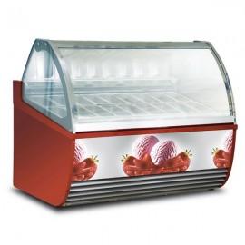 Mondial Elite NICE ONE PRO 12 1.2m 12 Pan Ice Cream Display