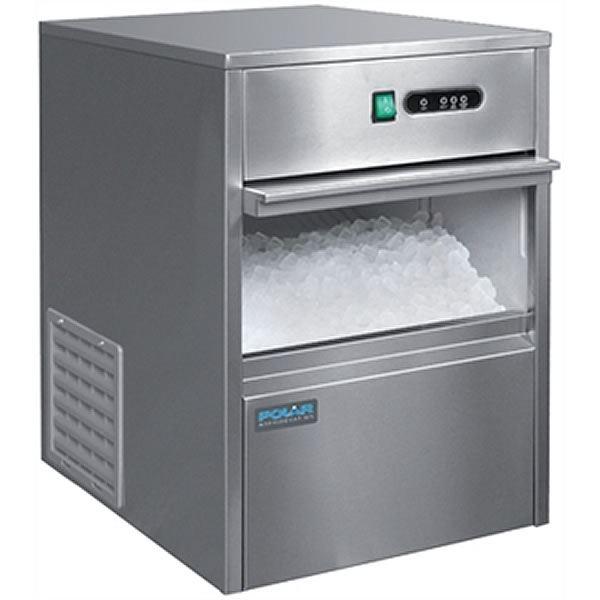 Polar T316 20kg Mains Fill Ice Maker