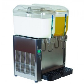 Promek SF224 2 x 12 Litre Milk/Juice Dispenser