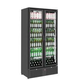Kool NRLB2-SC458F Upright Double Door Bottle Cooler