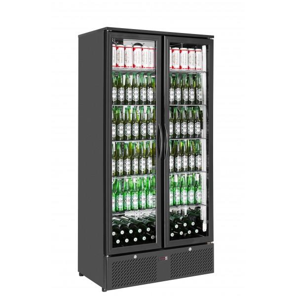 Kool NRLB2-SC458F Upright Double Door Bottle Cooler