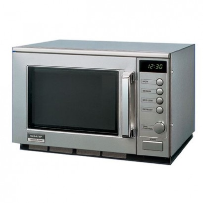 Sharp R23AM 1900W Commercial Microwave Oven