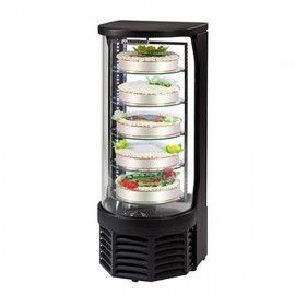 Tecfrigo Goloso 100 Litre Rotating Upright Cake Display