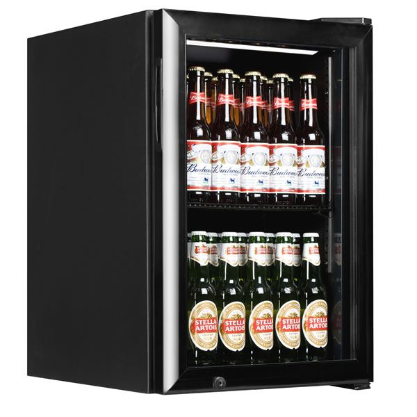 Tefcold BC60 67 Litre Counter Top Display Fridge