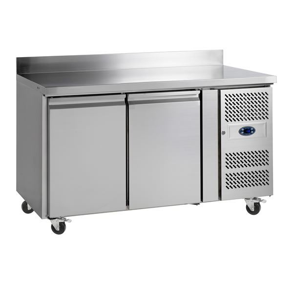 Tefcold CF7210 1.4m Gastronorm Freezer Counter