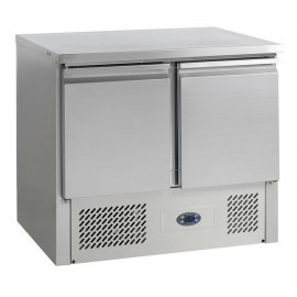 Tefcold SA910 2 Door Compact Counter