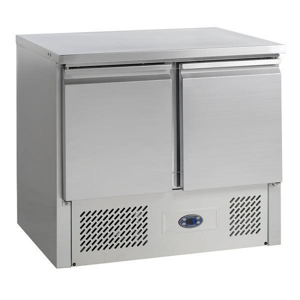 Tefcold SA910 2 Door Compact Counter