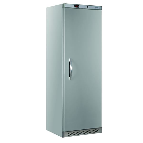Tefcold UR400S 400 Litre Stainless Steel Single Door Fridge