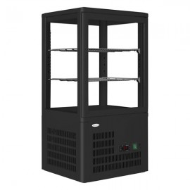 Tefcold UPD60 58 Litre Upright Glass Display Cooler