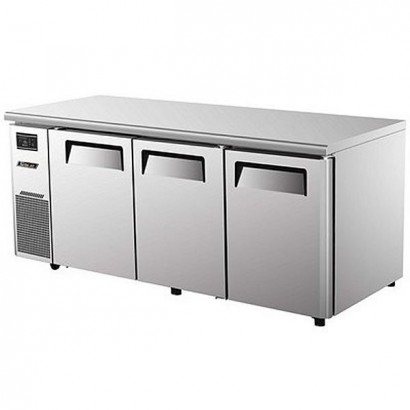 Turbo Air KUF18-3 1.8m 3 Door Freezer Counter