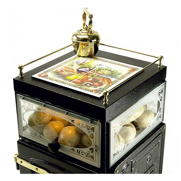 Queen Victoria Baking Oven