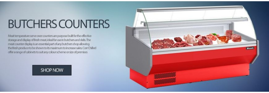 Butchers Counters