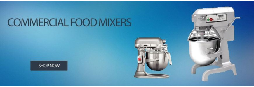 Commercial Food Mixers