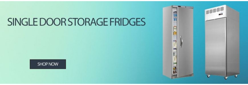 Single Door Storage Fridges
