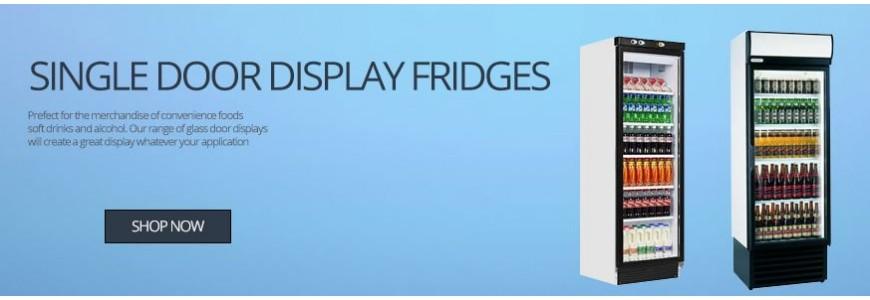 Single Door Display Fridges