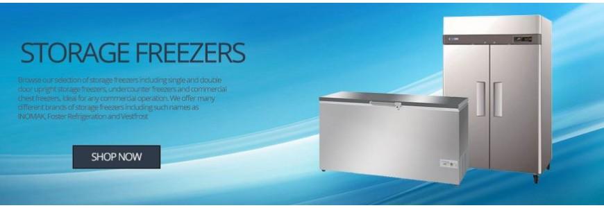 Storage Freezers