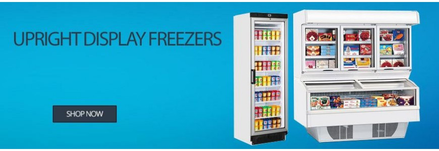 Upright Display Freezers