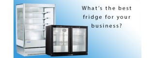 What's the best fridge for your business?
