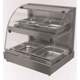 Counterline Vision V10HCT660 Self Help Heated Buffet Countertop