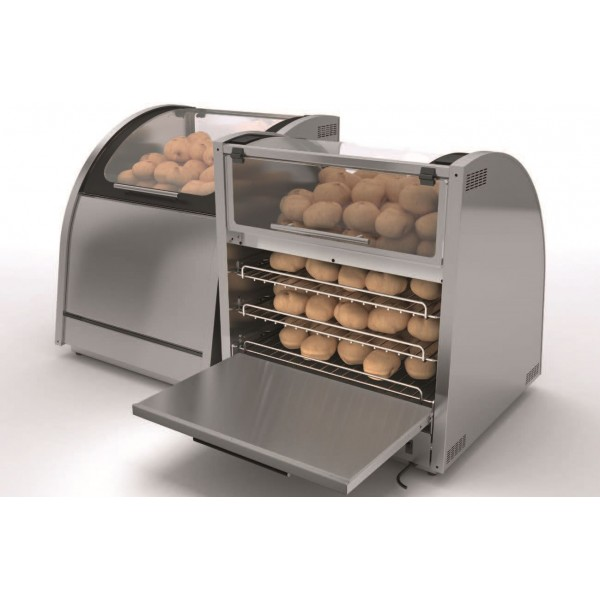 Counterline Vision VBOR Baking & Display Oven (Rear Loading Model)