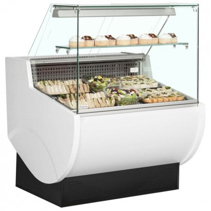 Frilixa Vista II 10F 1.0m Flat Glass Serve Over