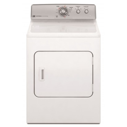 Maytag 3LMEDC300YW Front Loaded American Style 10.5kg Capacity Dryer