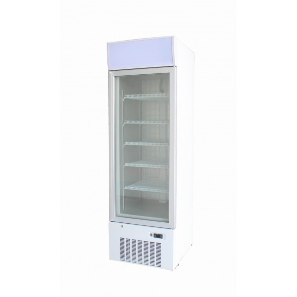 Kool F400 Single Door Upright Display Freezer