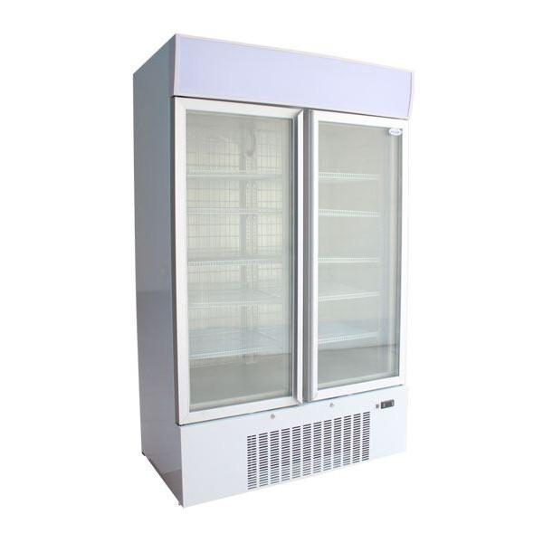 Kool F10 Upright Display Freezer