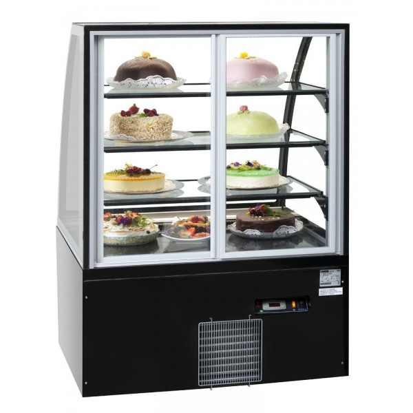 Norpe AIDA-SO-120-A 1.2m Ambient Display Cabinet