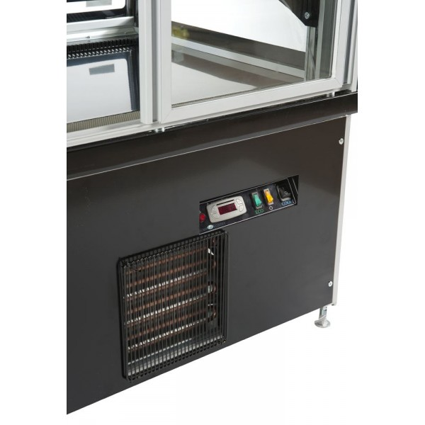 Norpe AIDA-SO-120-M Refrigerated Serve Over Display