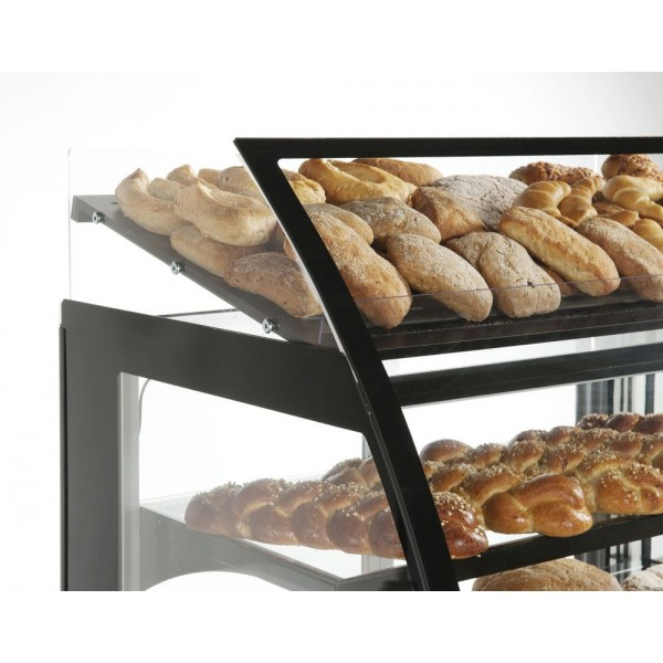 Norpe AIDA-BO-90-M Refrigerated Serve Over Display With Ambient Shelf