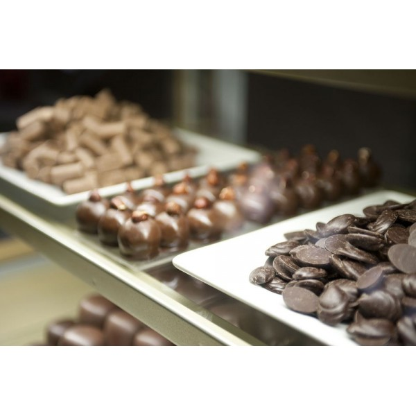 Norpe AIDA-SO-120-HC-M Humidity Controlled Serve Over Display For Chocolates