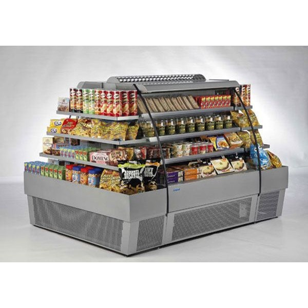 Norpe Deli-135-60-M 0.6m Low Height Multideck