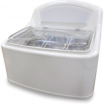 Vestfrost TG3 Counter Top Ice Cream Display Freezer