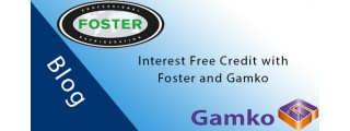 Foster Offers Interest Free Credit