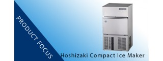 Product Focus: Hoshizaki Compact Ice Maker