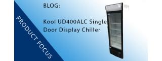 Product Focus: Kool UD400ALC Single Door Chiller